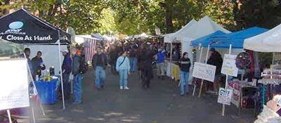 Street Fair - Networking
